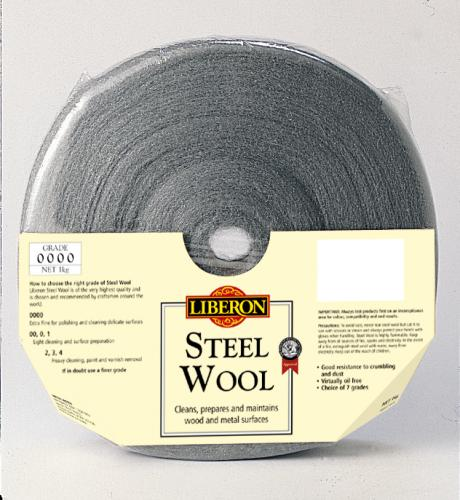 0000 Stainless Steel Wool Pads: Wood Finishing And Restoration Products