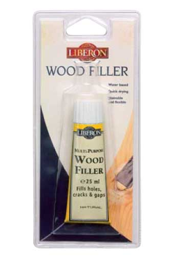 how to use body filler on wood