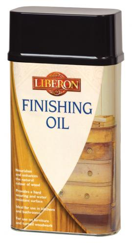 wood finishing oils